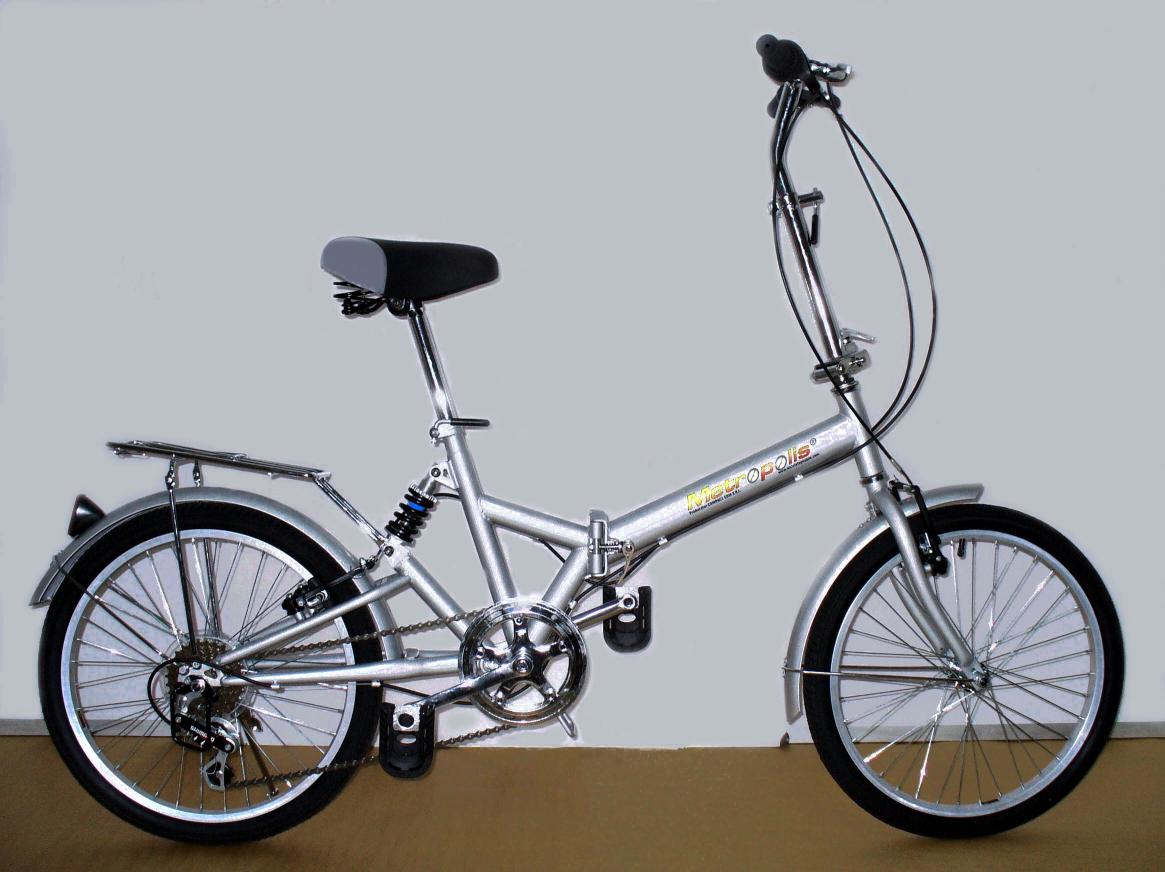 Bicicleta pliabilă la 600 lei, la Tîrgul Bio de la MTR