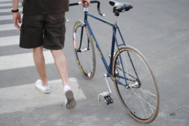 Cultura fixului la biciclete în Belgia