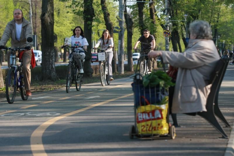 Bikewalk 2 este cu noi. Acum pe stradă