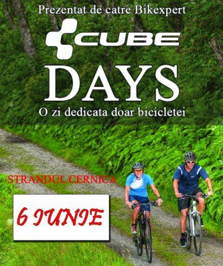 Cube Days, din nou