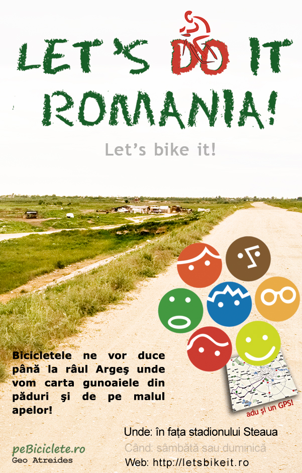 Let's bike it Romania - BIS!