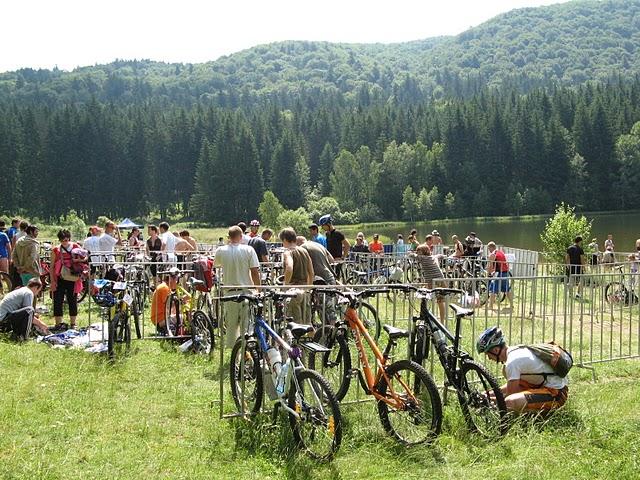 Saint Ana Lake Xterra Triathlon - impresiile Ancăi