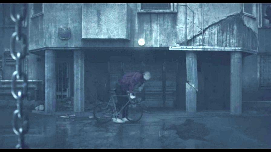 Bicicleta la Anim'est 2010