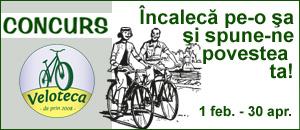 CONCURS Patru biciclete pentru copii, bărbaţi şi fete!
