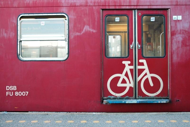 Spre Budapesta, cu bicicleta în tren