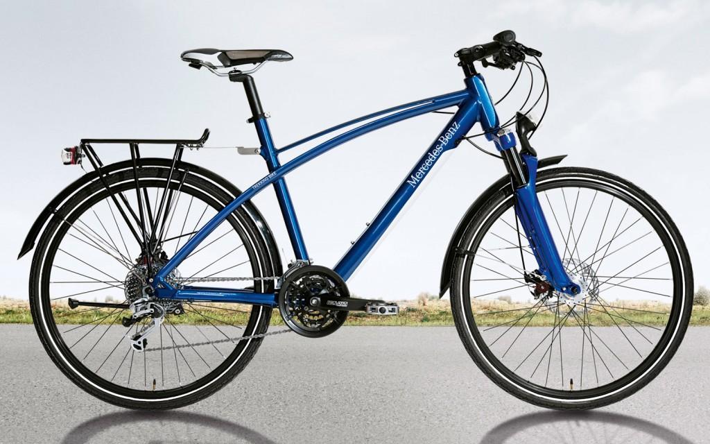 Mercedes-Benz lansează 5 biciclete noi