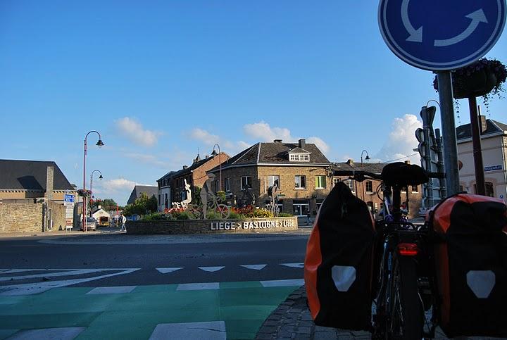 Povestea unui cicloturist: Marius Andreiana, pe drumuri europene