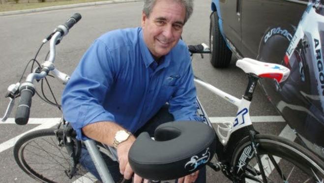 Şeile fără nas, soluţia pentru bicicliştii potenţi