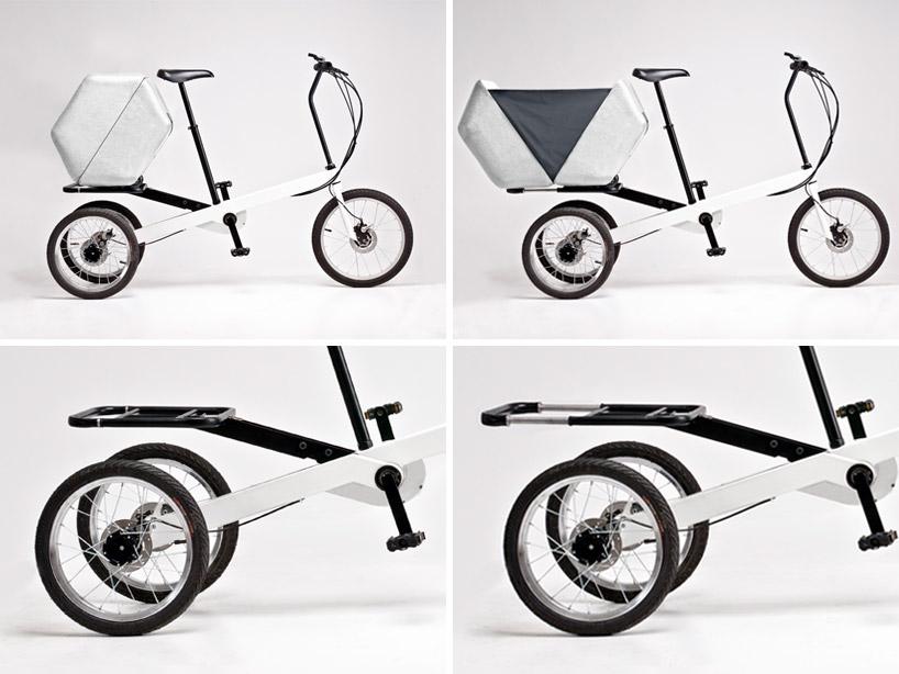Design: Vienna Bike şi antifurtul din bidon
