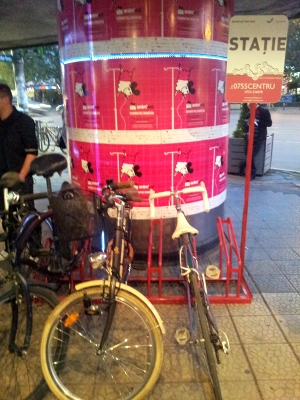 Mergi cu bicicleta la Animest