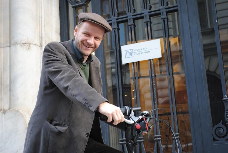 Directorul Centrului Ceh caută Praga în București