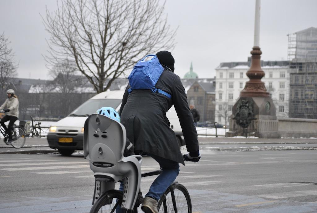 FOTO Bicicletele nordului, aceste himere urbane