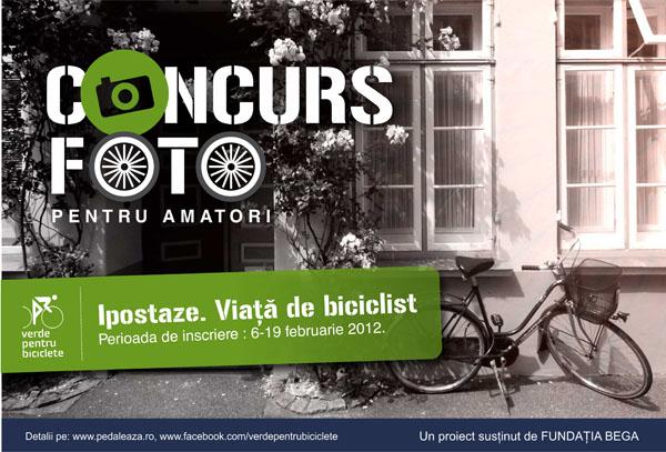 CONCURS: Ipostaze ale vieții de biciclist