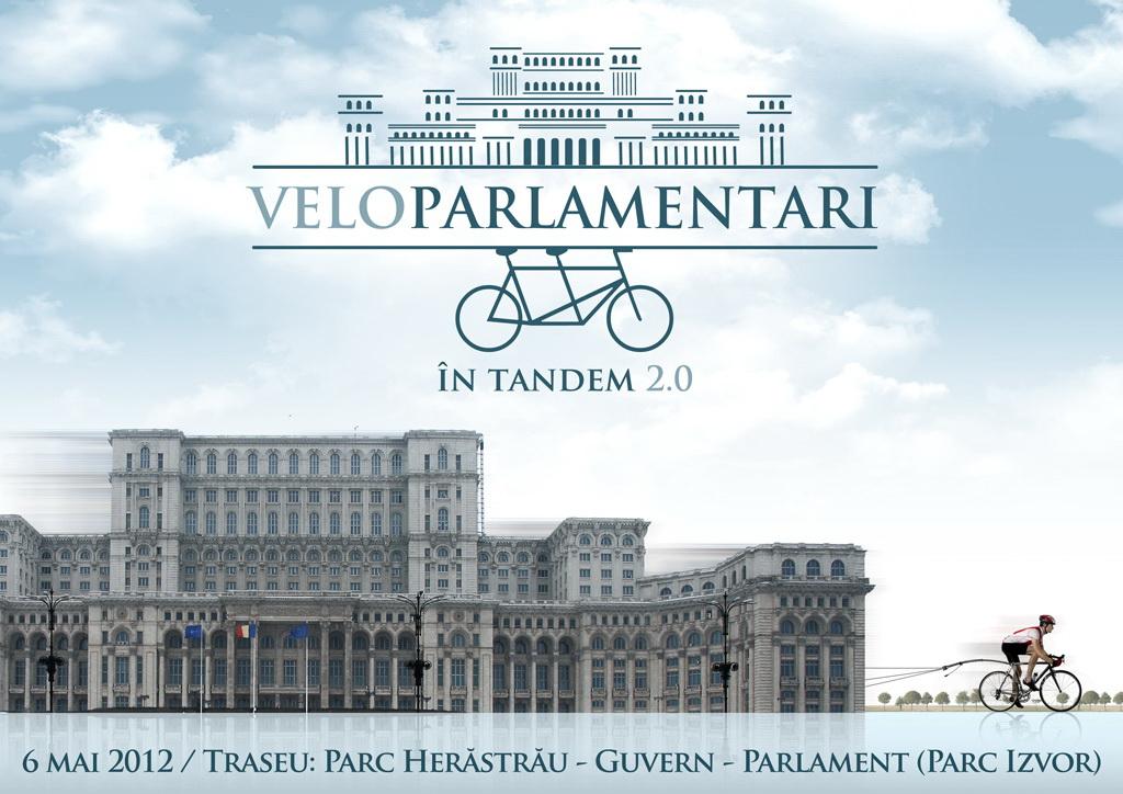 Primăvara ciclistă a parlamentarilor