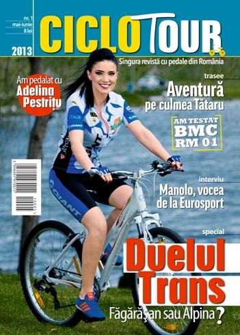 CicloTour, revista românească de cicloturism
