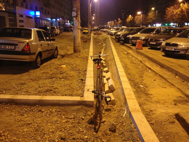 Primarul Bucureștiului are o viziune îngustă asupra pistelor de biciclete