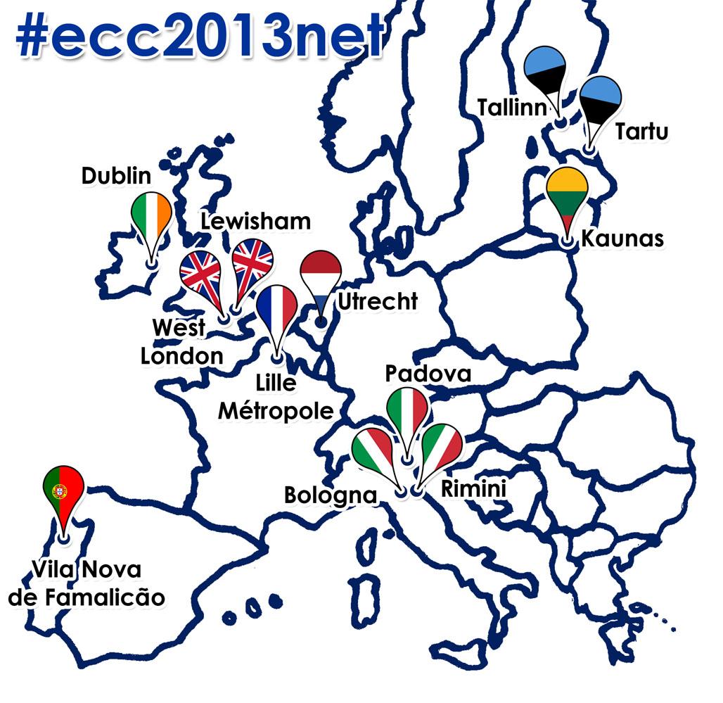 European Cycling Challenge: la întrecere cu Europa