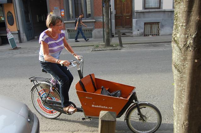 Bicicleta cargo ajunge în Parlamentul European